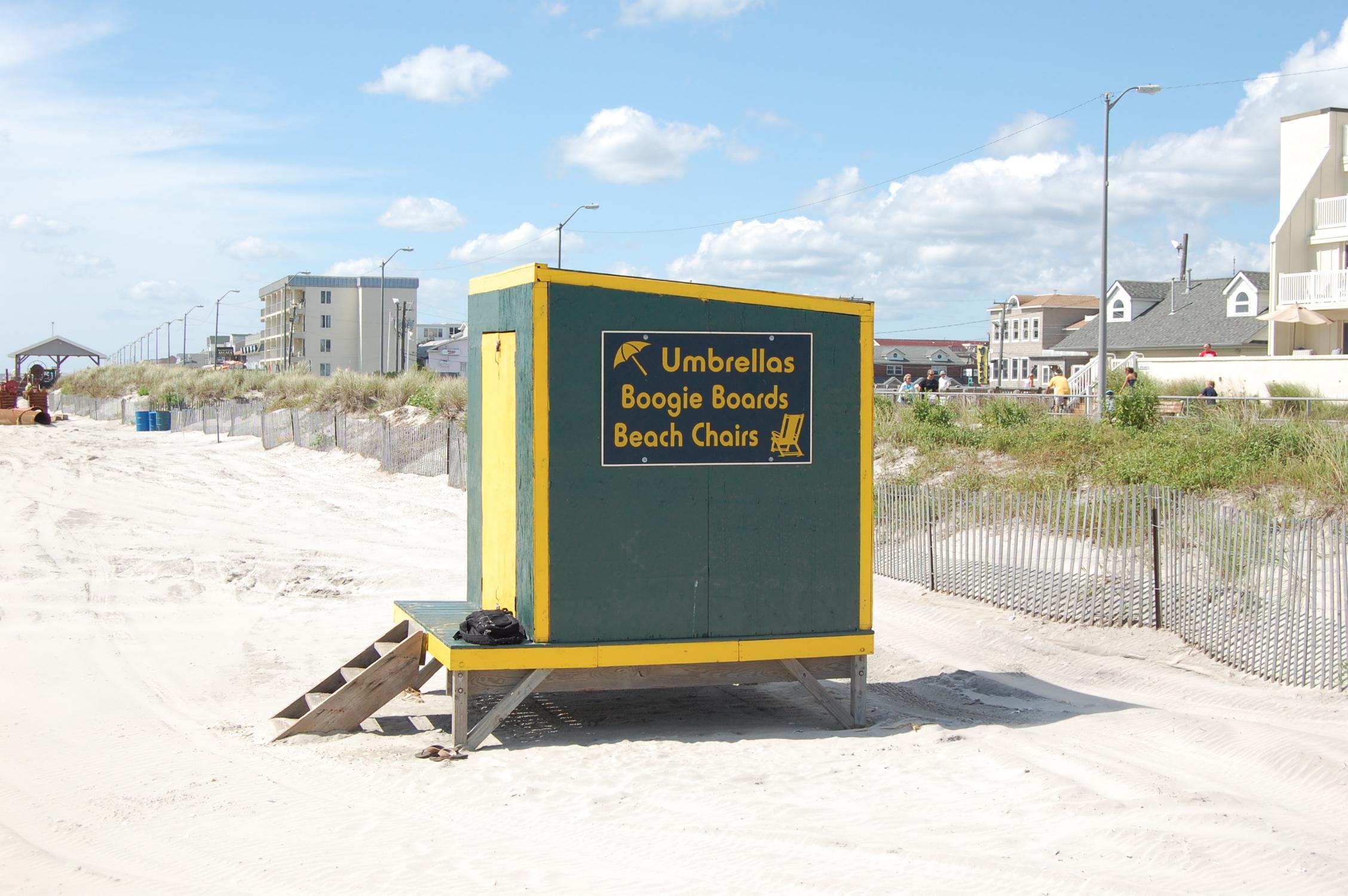 Sea Isle City Beach Umbrella Rentals